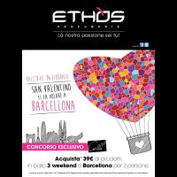 Ethos profumerie regala Parigi e Barcellona