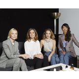 Cate Blanchett al cocktail party per Sì Le Parfum