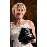 Nastri D'Argento. Shiseido premia Valeria Bruni Te