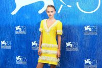 Lily-Rose Depp in Chanel a Venezia