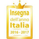 Insegna del'Anno Italia 2016/2017