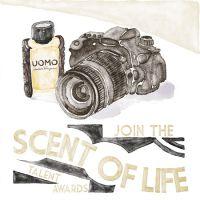 Ferragamo Parfums, Scent of Life Talent Awards
