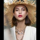 Chanel, il beauty look della sfilata SS19