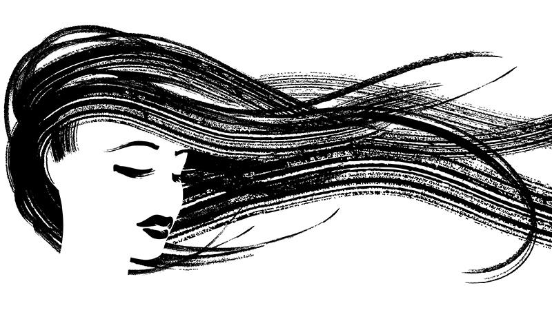 La ricetta di una maschera per capelli con scarlatto e miele