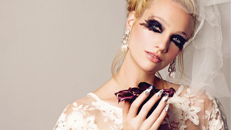 Wedding, collezione unghie di Artistic Colour Gloss