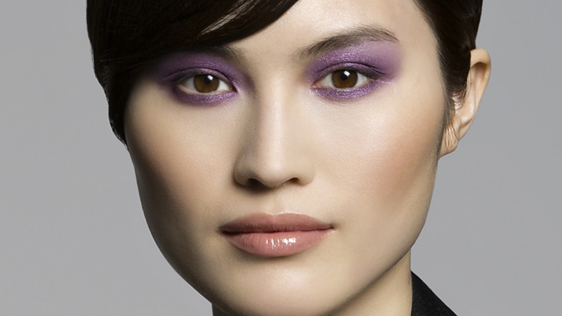 Shiseido Dramatic Purple