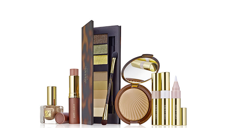 Bronze Goddess Shimmering Nudes Collection