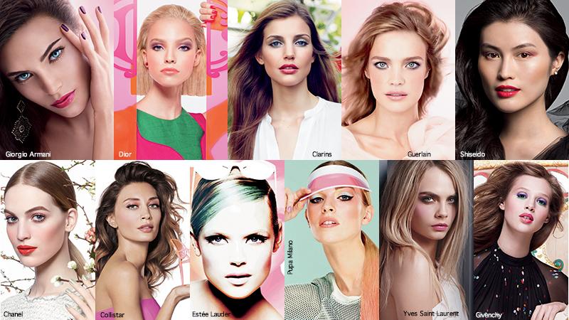 Collezioni makeu-up