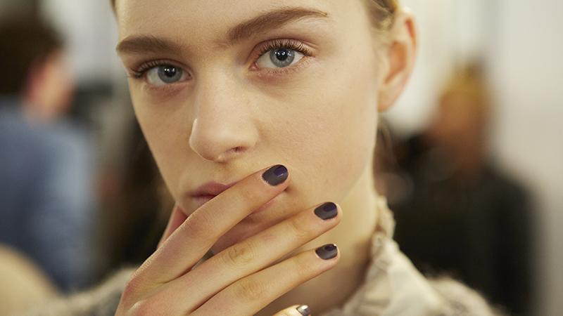New York Fashion Week: Essie per Wes Gordon