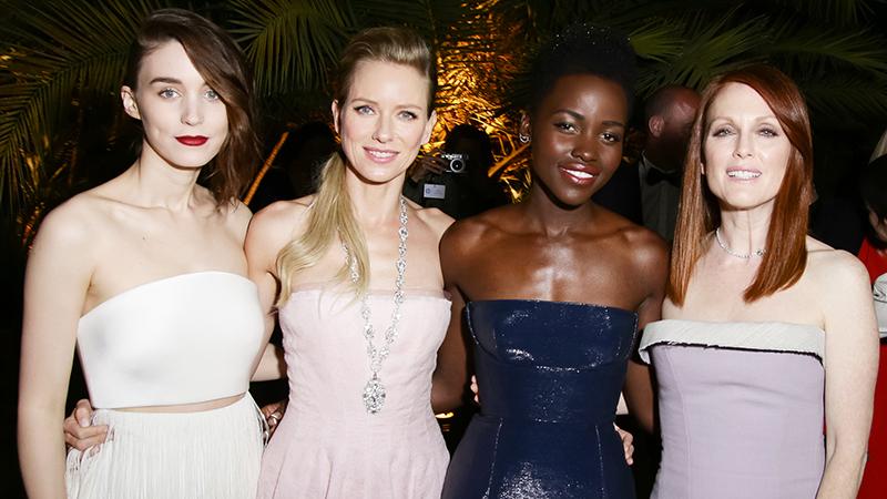 Calvin Klein celebra le donne del cinema