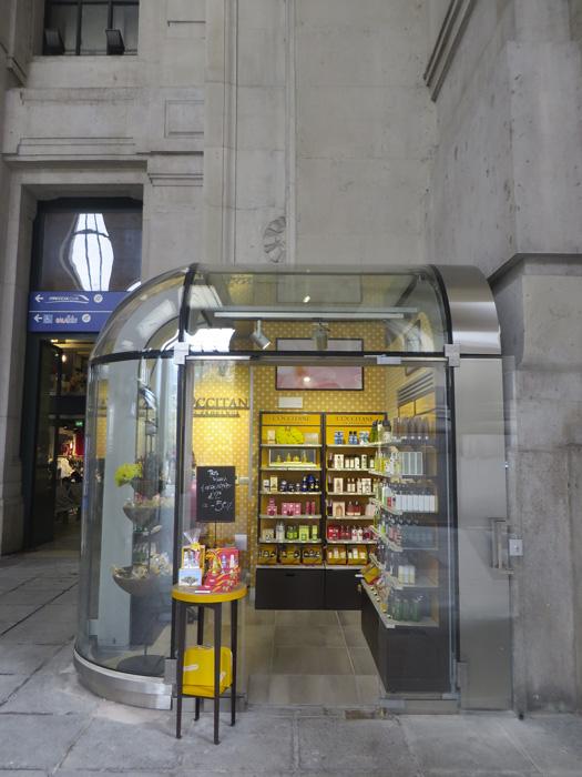 L'Occitane in Stazione Centrale