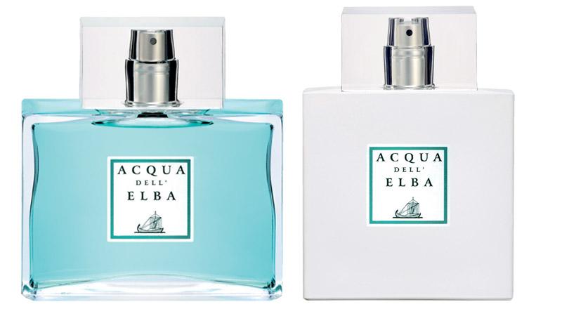 Il profumo del mare è Acqua dell'Elba. Una storia di successi iniziata nel 2000 sull'isola