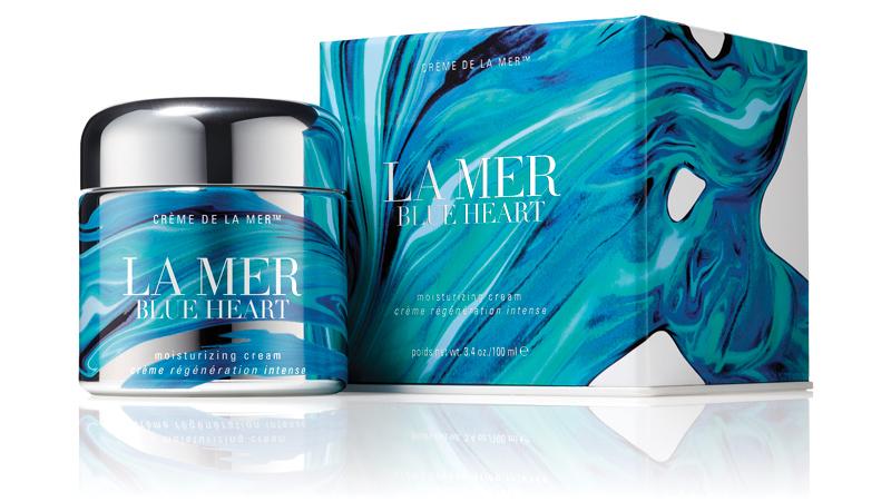 Blue Heart La Mer