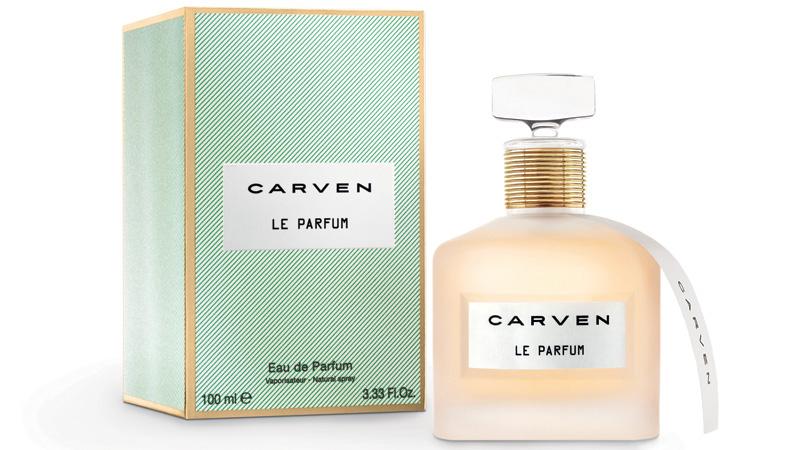 Mavive distribuisce Carven Parfums