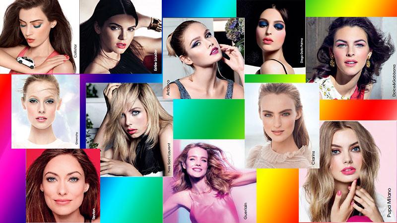 maquillage primaveraestate colori intensi packaging deluxe - Colori Maquillage