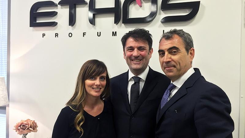 Fabio Accettura approda ad Ethos Profumerie