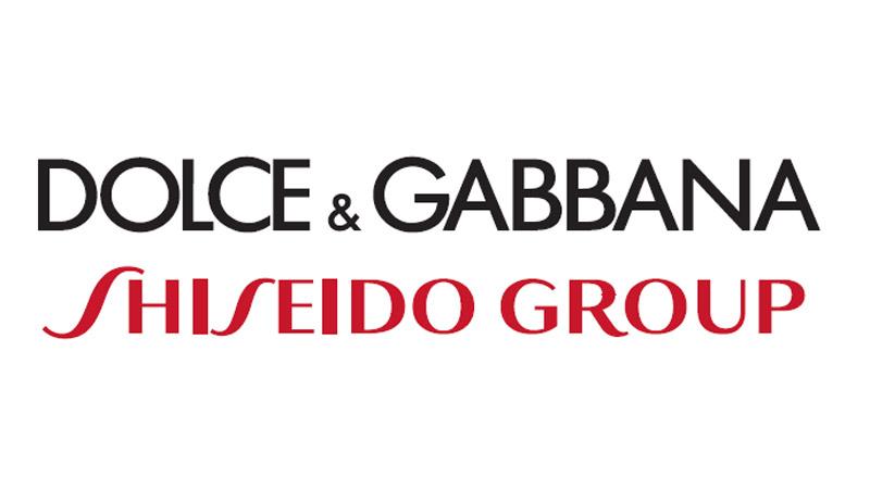 Dolce&Gabbana e Shiseido Group insieme