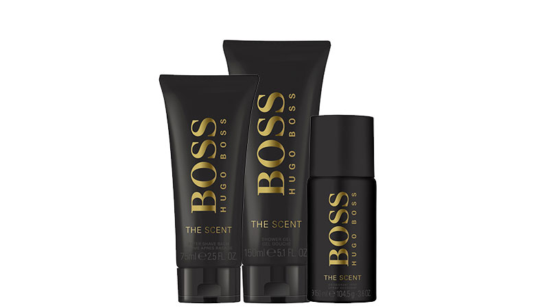 Boss The Scent Linea Bagno