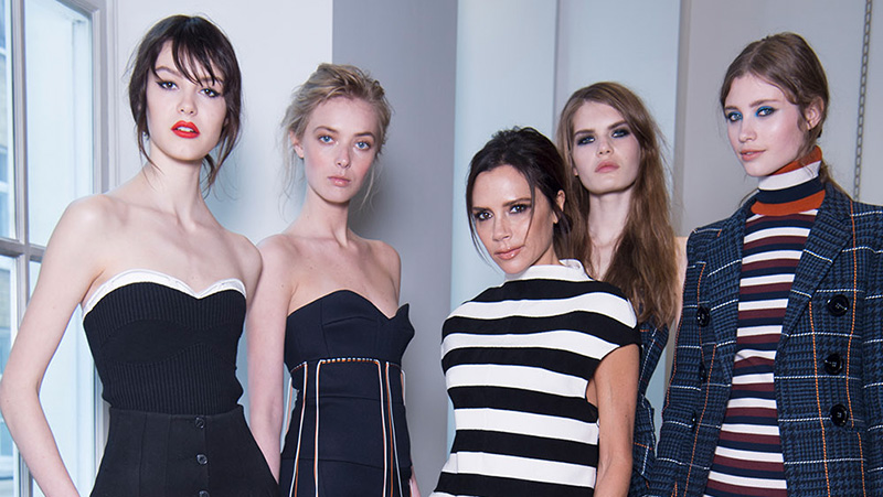 Victoria Beckham makeup collection