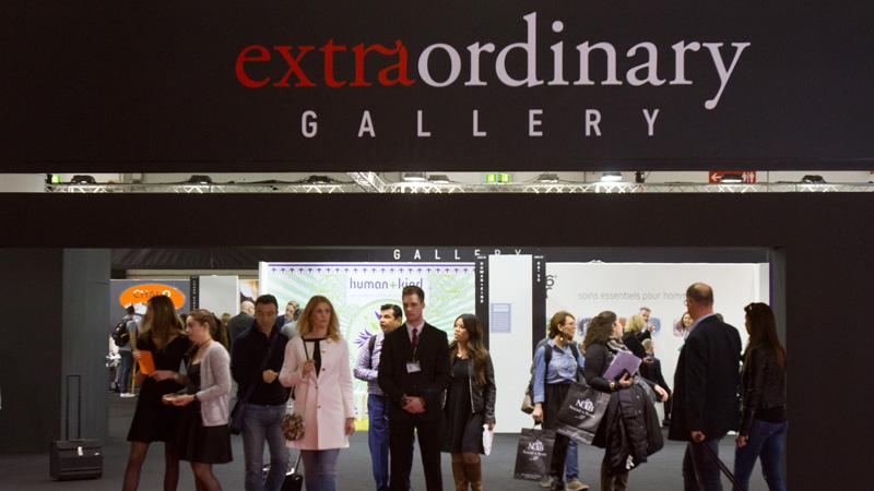 Extraordinary Gallery a Cosmoprof Bologna