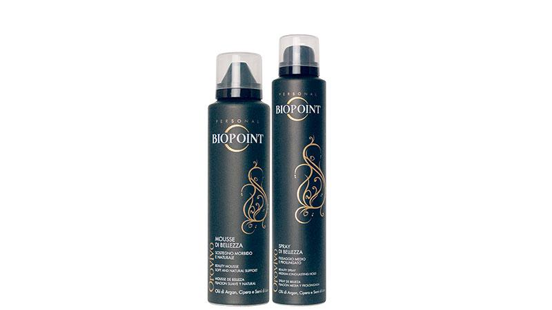 Orovivo Spray e Mousse di Bellezza