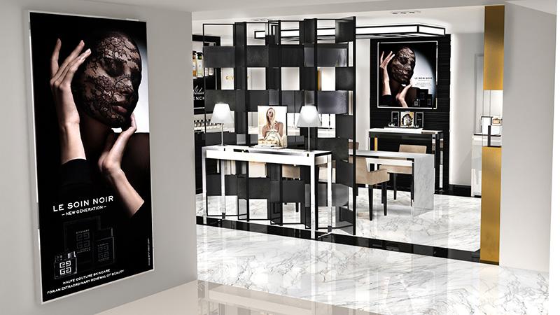 Spa Givenchy Monte-Carlo