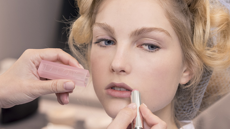 Make up Dior How to. Ready-to-Wear Collection