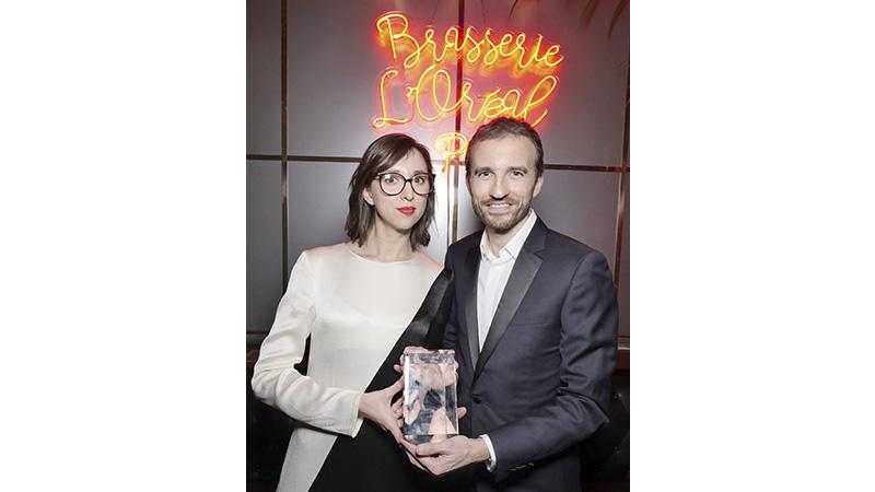 L'Oréal Paris Fashion Grant a  Coralie Marabelle