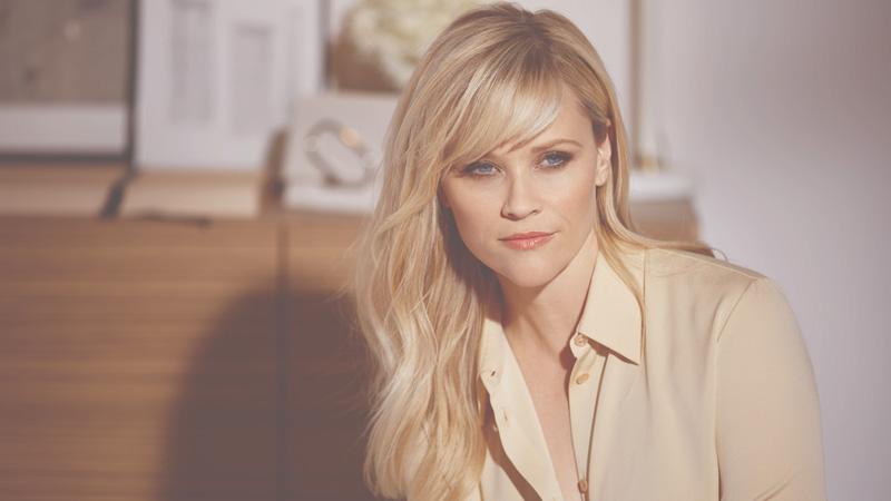 Reese Witherspoon storyteller-in-chief per Elizabeth Arden