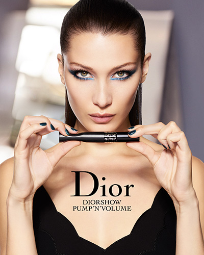Bella Hadid per Dior
