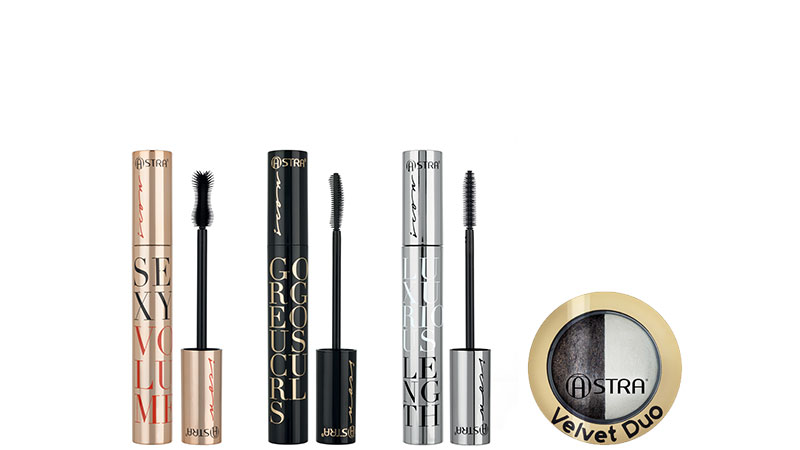 Icon Mascara e Ombretto Velvet Duo