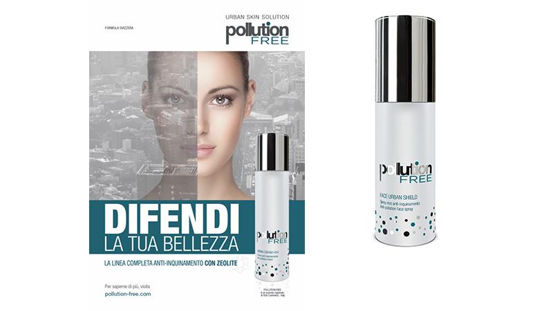Aquacosmetics distributore in Italia per Pollution Free