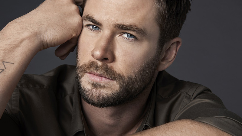 Chris Hemsworth nuovo volto di Boss Bottled