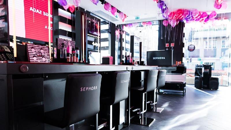 Sephora è il brand del mondo beauty che meglio interpreta le esigenze dei millennials e la marca più amata dalle nuove generazione.