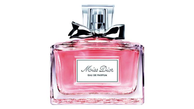 Miss Dior Eau de Parfum Potente e vivace