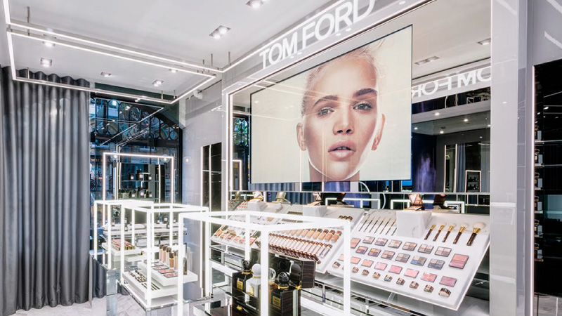 Tom Ford Store Londra