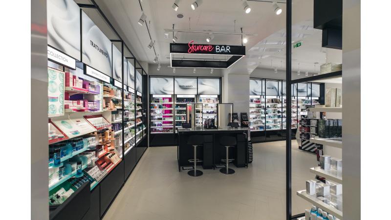 A Roma il più innovativo store Sephora