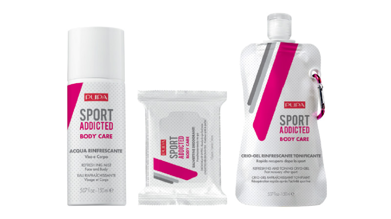 Pupa Milano Sport Addicted