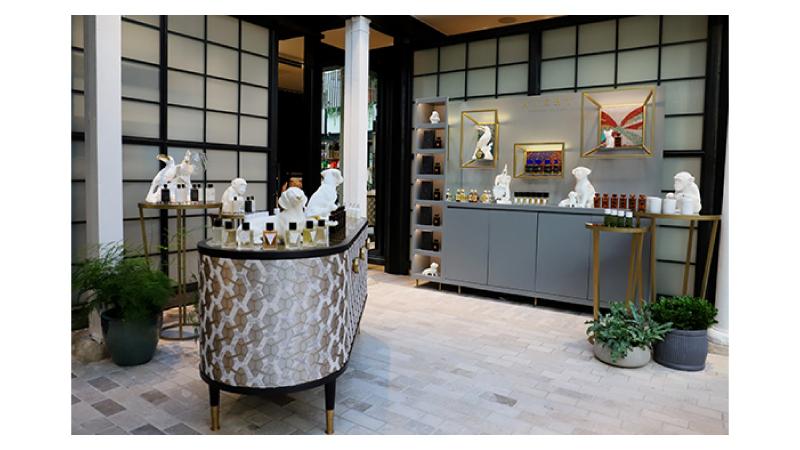Nuovo spazio Avery Perfume Gallery al The Shop at Bluebird