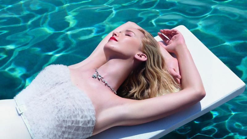 Jennifer Lawrence Joy Dior