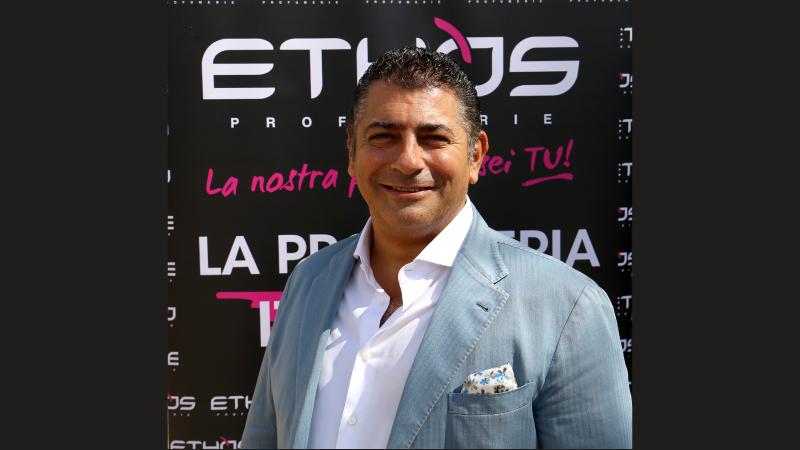 Maurizio Piccu, nuovo Direttore Commerciale di Ethos Profumerie