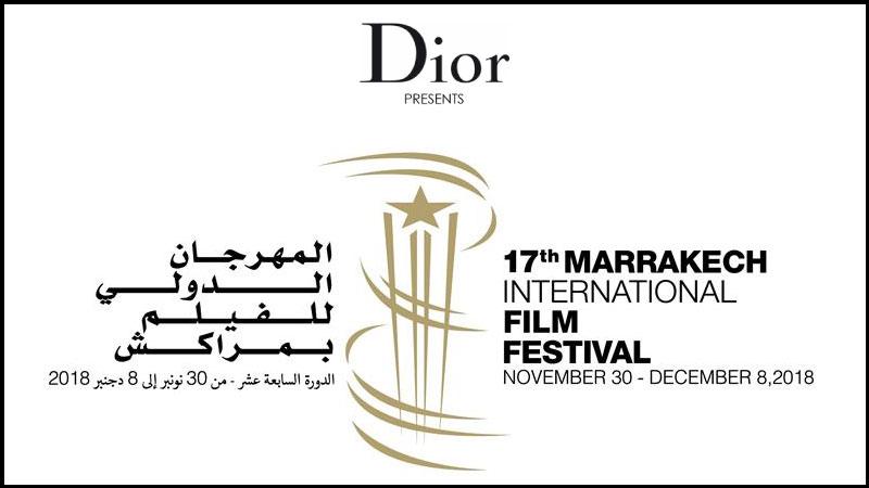 Dior Official Partner del Marrakech International Film Festival