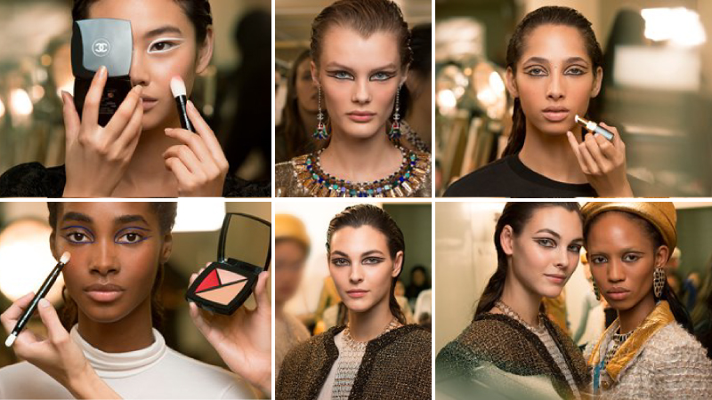Chanel Beauty Backstage