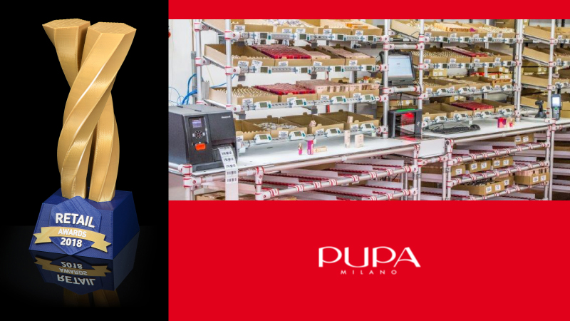 Il Retail Awards 2018 a Pupa Milano