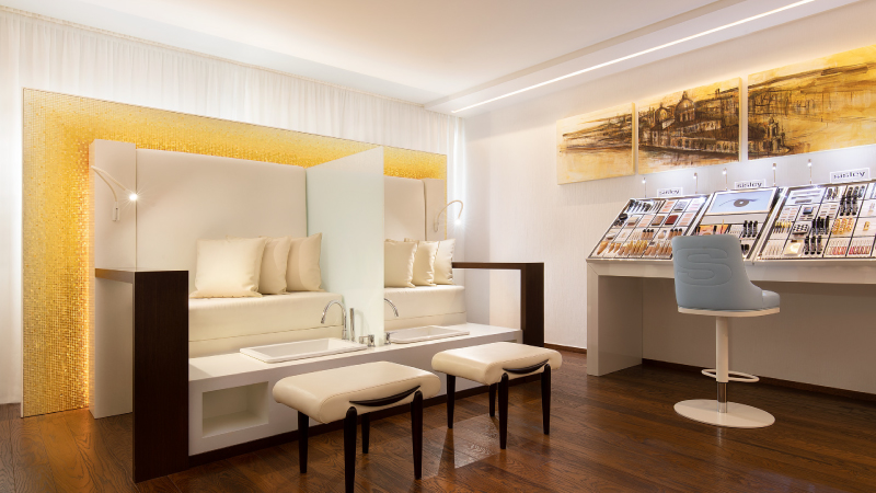 Sisley Paris alla The Gritti SPA di Venezia