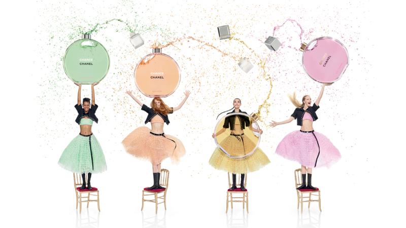 Chanel: la nuova campagna Chance Eau Tendre EdP