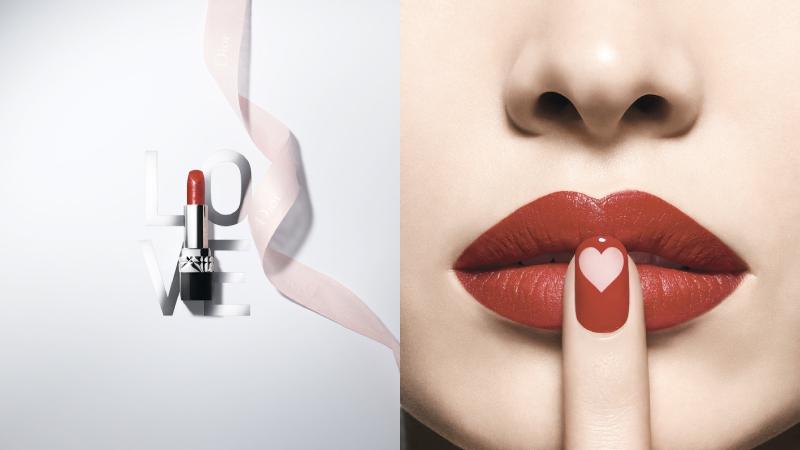Dior celebra San Valentino con Rouge Dior