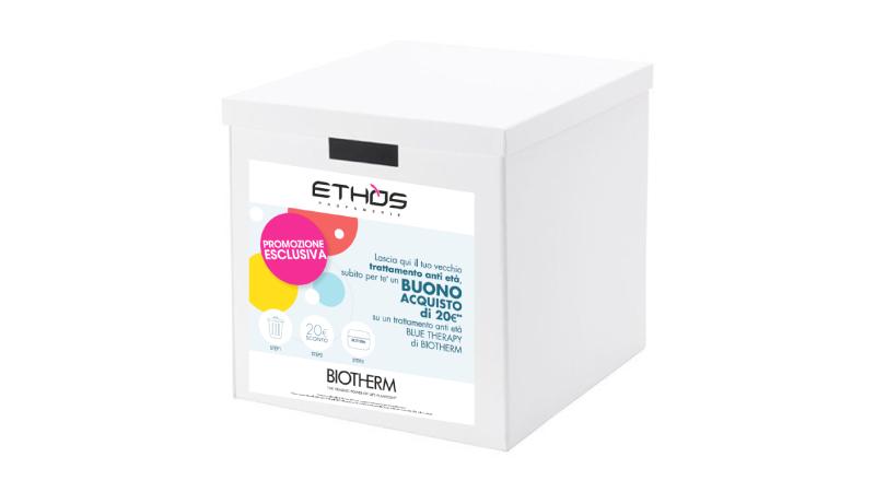 Ethos Profumerie E Biotherm: operazione rottamazione!