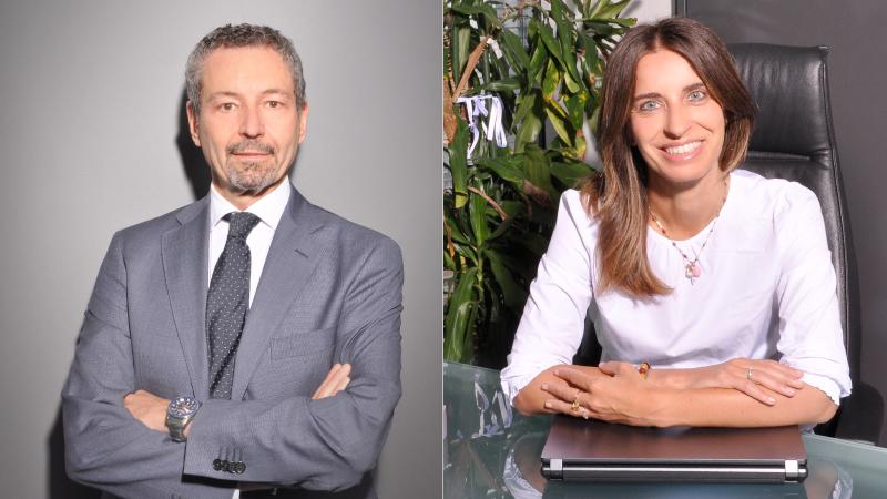 Miriam Cicchetti e Ivan Fabi