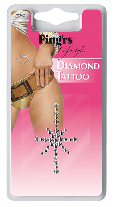 I Diamond Tattoo firmati Fing'rs